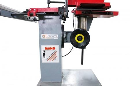 44350002 Wiertarka pozioma Holzmann LBM 250C 400V (max. długość obróbki: 250 mm, wymiary blatu: 600x320 mm)
