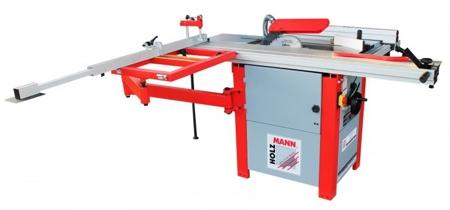 44350022 Tarczówka stolarska Holzmann TS 250F-1600 230V (max. średnica tarczy: 250 mm, wymiary blatu:  350x760 mm)