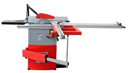 44350025 Tarczówka stolarska Holzmann TS 250FL 400V (max średnica brzeszczotu piły: 254 mm, stół roboczy: 800 x 350+270 mm)