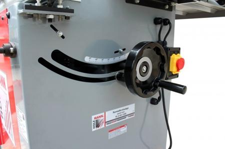 44350027 Tarczówka stolarska Holzmann TS 315F 1500 400V (wymiary tarczy: 315x30x3,2 mm, stół roboczy: 760x350 mm)