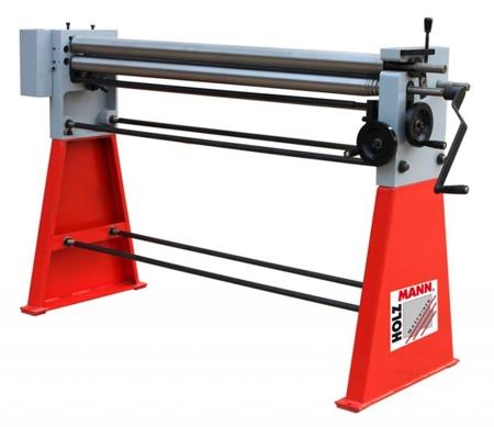 44350133 Zaginarka Holzmann RBM 1250M (max. szerokość: 1250 mm)