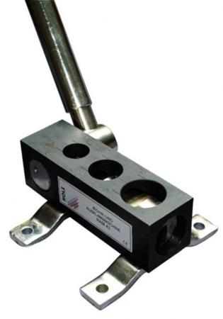 44353116 Przycinarka do rur Holzmann RAM 43 (średnice: 28, 34, 43mm)