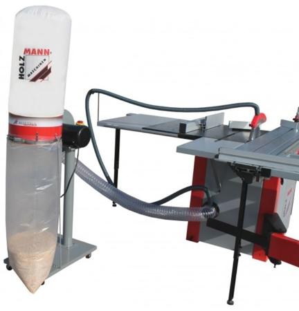 44353123 Odciąg do trocin Holzmann ABS 1080 230V (wydajność: 1080 m3/h, moc: 0,5/0,75 kW)