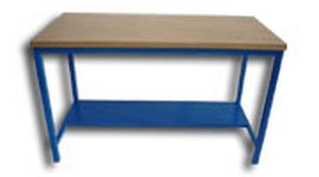 77156842 Stół warsztatowy jednostanowiskowy (wymiary: 1500x750x900 mm)