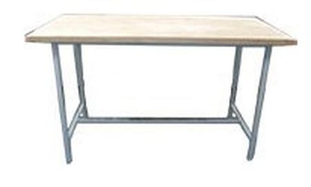 77156848 Stół warsztatowy dwustanowiskowy (wymiary: 2000x750x900 mm)