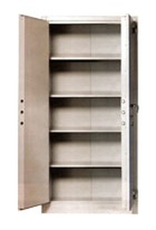 77157055 Szafa biurowa wzmocniona, 1 drzwi (wymiary: 2000x900x460 mm)