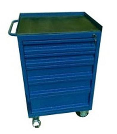 77157343 Wózek narzędziowy, 4 szuflady (wymiary: 875x555x445 mm)
