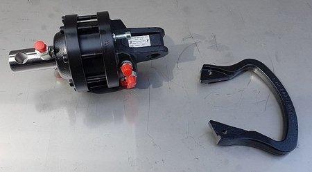 91359985 Rotator hydrauliczny 1 tonowy na trzpień