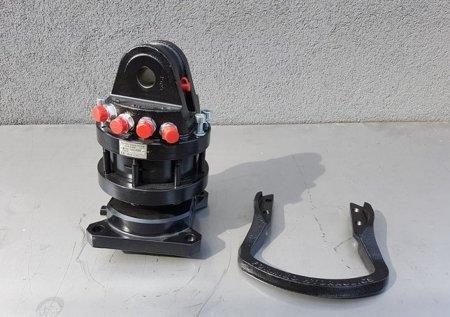 91359990 Rotator hydrauliczny 4,5 tonowy na flanszę