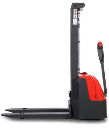 99746694 Wózek paletowy elektryczny GermanTech ECL1029 (udźwig: 1000 kg, długość wideł: 1150 mm, wysokość podnoszenia: 2900 mm)