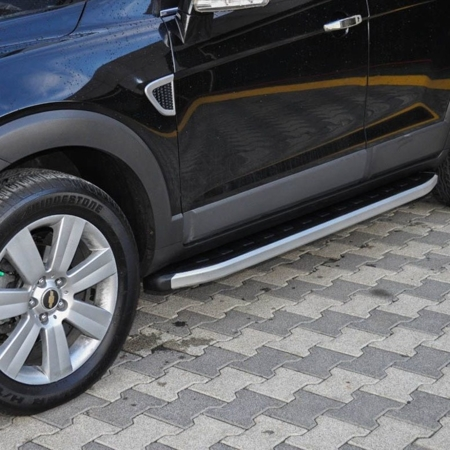 DOSTAWA GRATIS! 01655677 Stopnie boczne - BMW X5 F15 2013+ (długość: 193 cm)