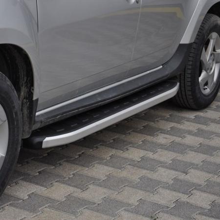 DOSTAWA GRATIS! 01655682 Stopnie boczne - Dacia Duster (długość: 171 cm)