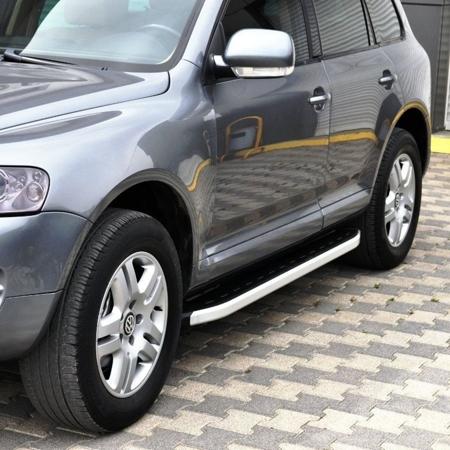 DOSTAWA GRATIS! 01655780 Stopnie boczne - Volkswagen Touareg 2010- (długość: 193 cm)