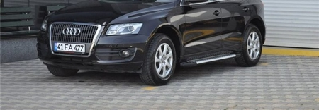 DOSTAWA GRATIS! 01655988 Stopnie boczne - Audi Q5 (długość: 182 cm)
