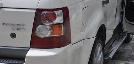 DOSTAWA GRATIS! 01656039 Stopnie boczne - Land Rover Range Rover Sport 2013- (długość: 182 cm)
