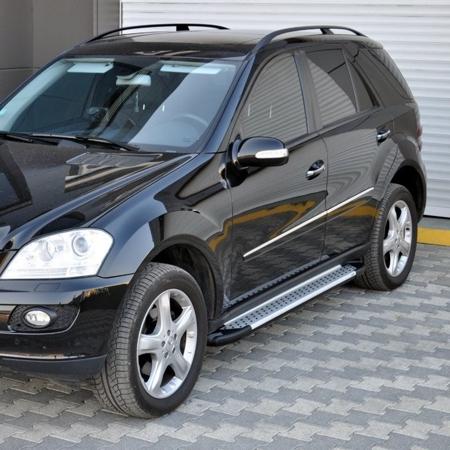 DOSTAWA GRATIS! 01656046 Stopnie boczne - Mercedes Vito W639 2004-2014 short/middle (długość: 238 cm)