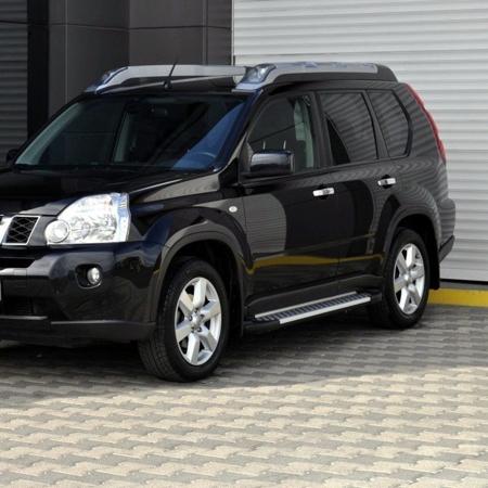 DOSTAWA GRATIS! 01656061 Stopnie boczne - Nissan X-Trail T32 2014- (długość: 171 cm)