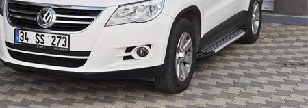DOSTAWA GRATIS! 01656085 Stopnie boczne - Volkswagen T5 & T6 2015- short (długość: 205-217 cm)