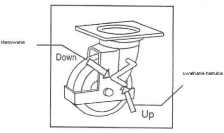 DOSTAWA GRATIS! 0301626 Wózek platformowy nożycowy (udźwig: 500 kg, wymiary platformy: 1010x520 mm)