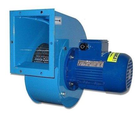 DOSTAWA GRATIS! 27064774 Wentylator do palenisk 400V (moc: 0,55kW, wydajność: 1500m3/h)