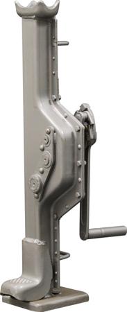 DOSTAWA GRATIS! 31026280 Uniwersalny podnośnik hydrauliczny ze stali (udźwig: 10 T)