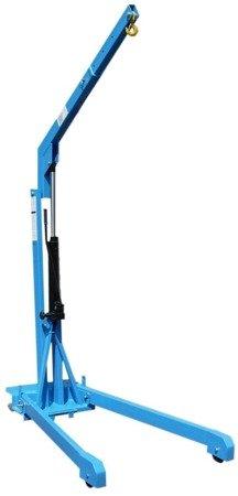 DOSTAWA GRATIS! 6177830 Żuraw hydrauliczny ręczny (udźwig: od 270 do 500kg)